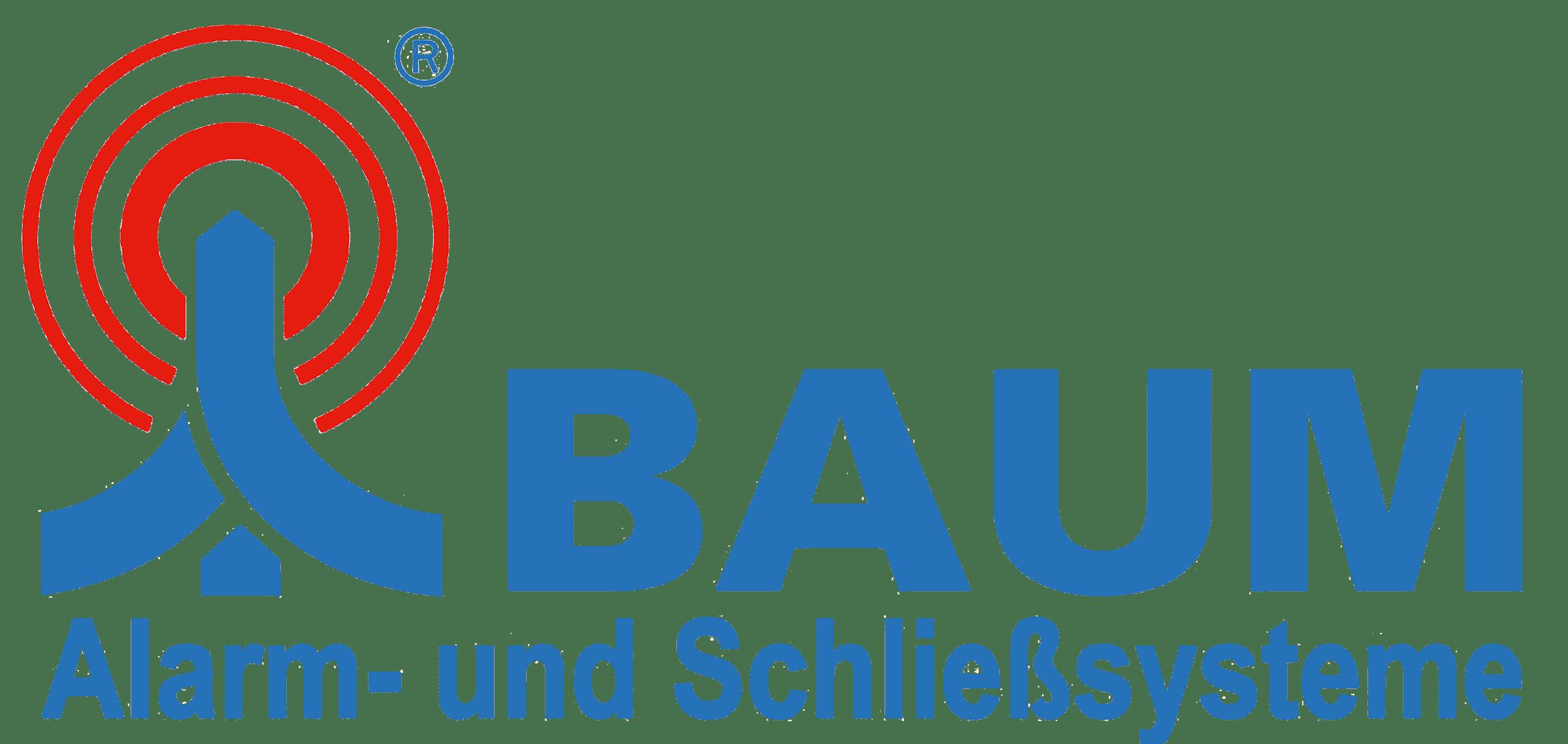Logo Baum Alarm- u. Schließsysteme