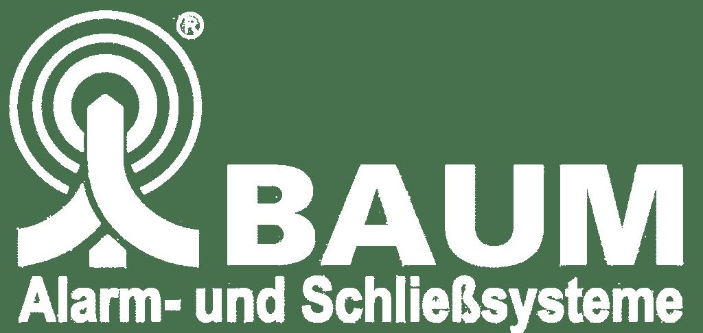Baum Logo Alarm- u. Schließsysteme